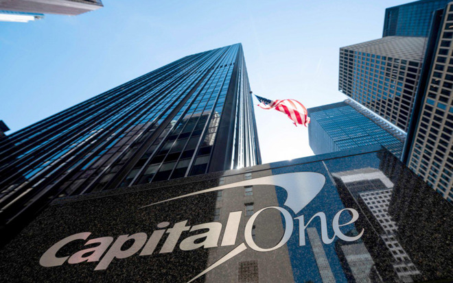 Capital One offices