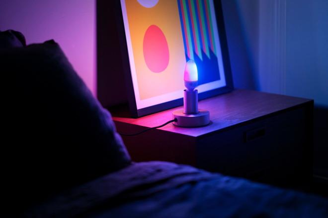 LIFX Candle Color smart bulb