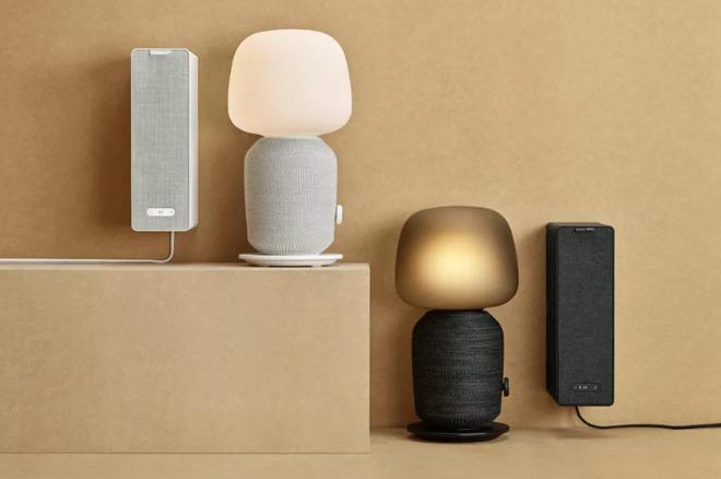 Sonos and IKEA Symfonisk speakers