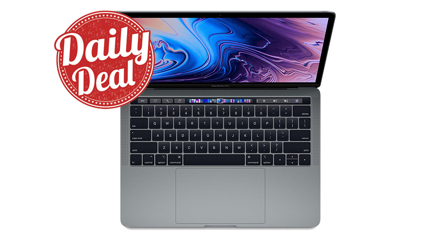 Apple MacBook Pro daily deal