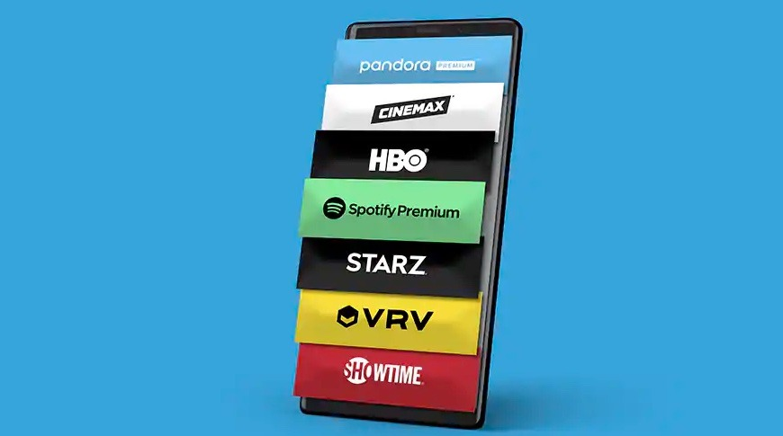 AT&T adds free Spotify Premium option to Unlimited &More plans