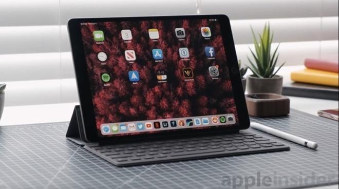 Growth of iPad market share defies shrinking tablet shipments