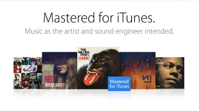 Apple's current free tools to help make optimised high-quality music