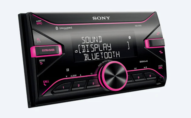 Sony DSX-B700 with Siri Eyes Free