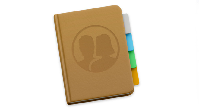 Apple's iOS Contacts is one of the many applications that uses SQLite