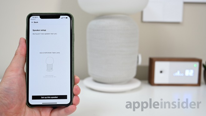 Review: Symfonisk AirPlay 2 speaker review - HomePod meets lamp