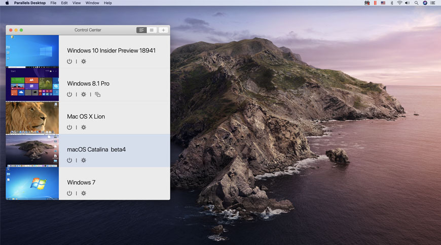 Parallels Desktop 15 for macOS Catalina makes the move to Metal