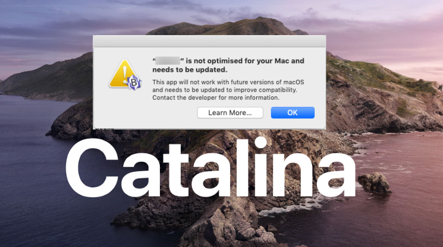 How to check which Mac apps are 32-bit and won't work in macOS Catalina
