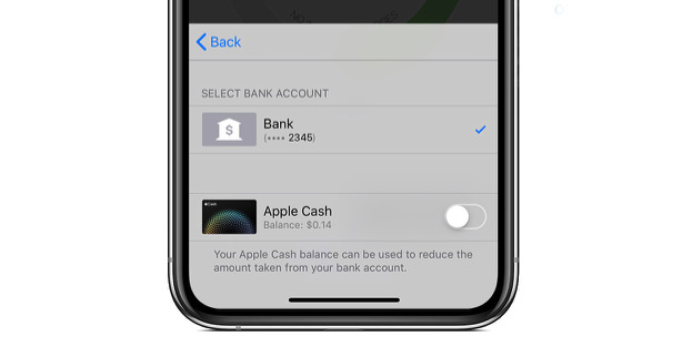 How to pay your Apple Card bill