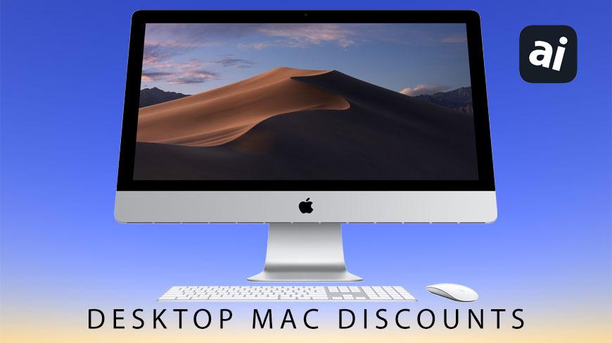 Apple iMac sale
