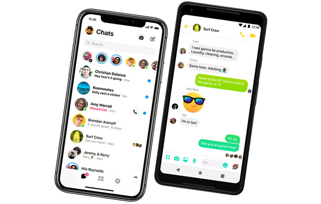 Facebook paid contractors to transcribe Messenger app audio