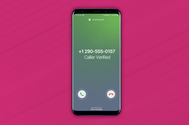 T-Mobile and AT&T partner to battle robocalls - iPhone