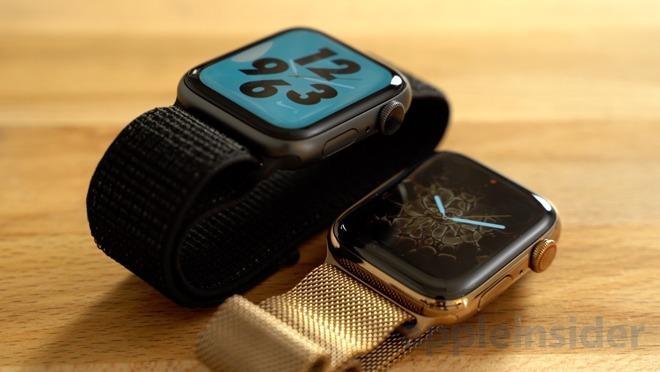 apple watch series 4 vs series 5