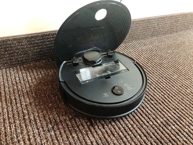 Roborock S4 dustbin
