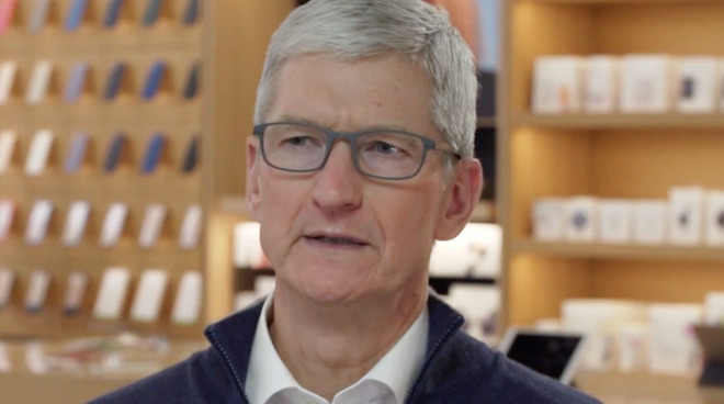 Tim Cook is one of over 180 signatories to Business Roundtable's statement about corporate responsibilities.