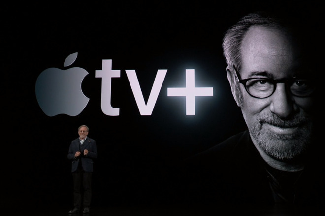 Apple TV+ to reportedly launch in November for $9.99 a month