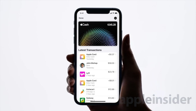 Apple rewards users with Daily Cash