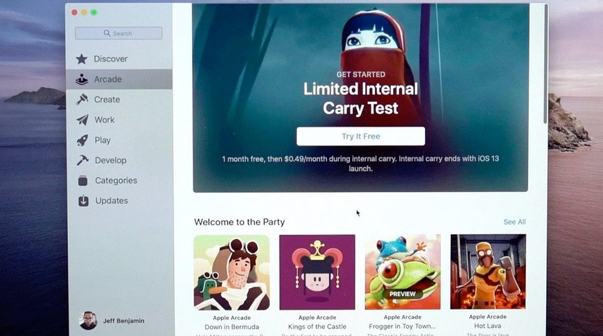 Apple Arcade Offers Easy Sign Ups Installations Through Mac App Store Appleinsider