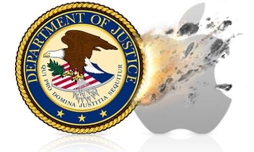 DOJ v Apple