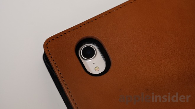 Twelve South Journal for iPad Pro has a camera cutout