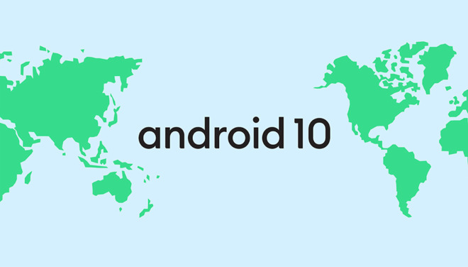 New color scheme and branding for Google's Android