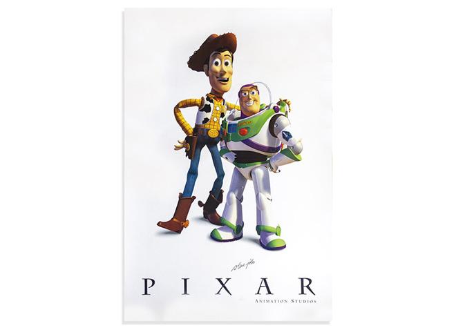 Pixar Auction