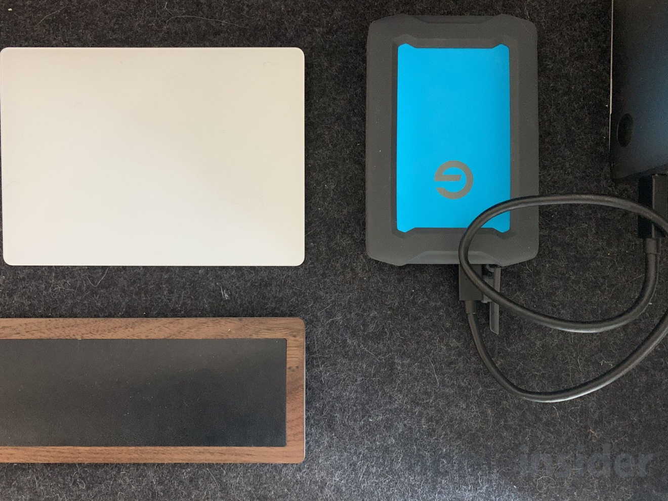 G|Drive ArmorATD rugged portable hard drive