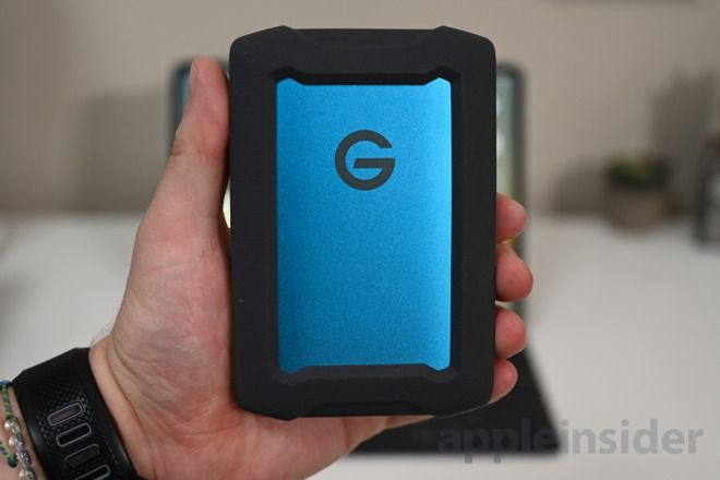 G Drive ArmorATD is a rugged and durable drive