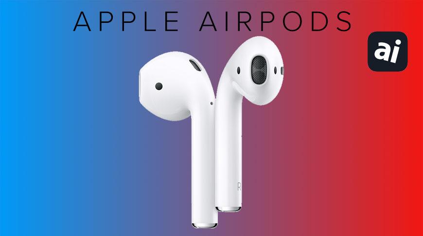 Apple AirPod deals