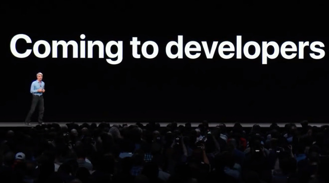 Apple says Catalyst is a multi-year project.