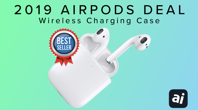 Labor Day price drop issued on 2019 AirPods at Amazon and B&H