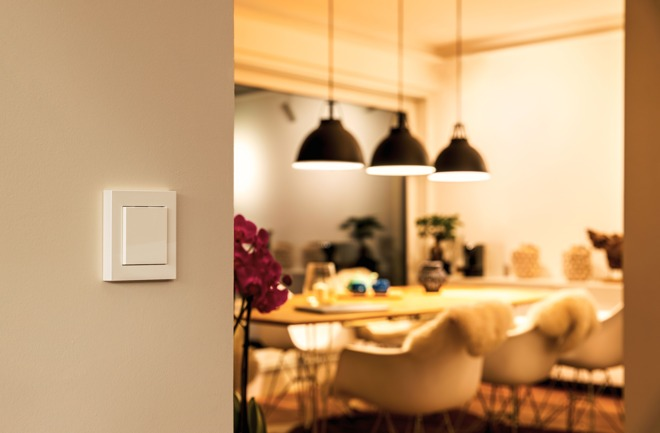 New version of the Eve Light Switch