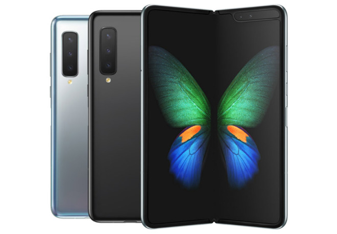 Samsung launches Galaxy Fold with new materials, tweaked design