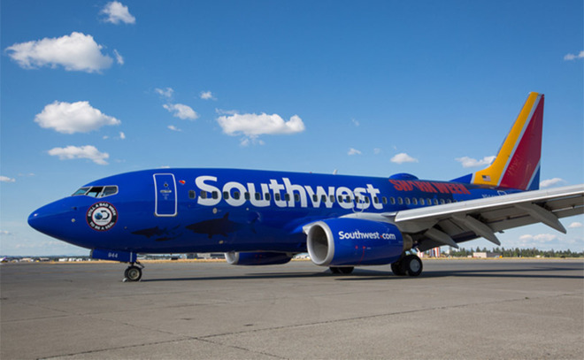 Southwest Airlines integrates Apple Pay for tickets, meals