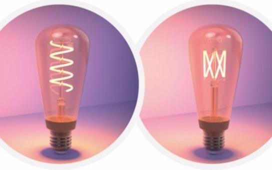LIFX Filament bulbs