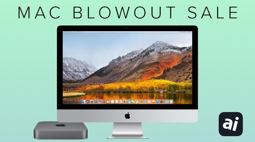 Apple iMac deals