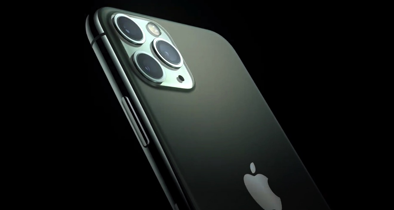 Apple Debuts IPhone 11 Pro From $999 With Triple Rear Camera