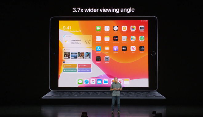 Apple 7th generation iPad 2019