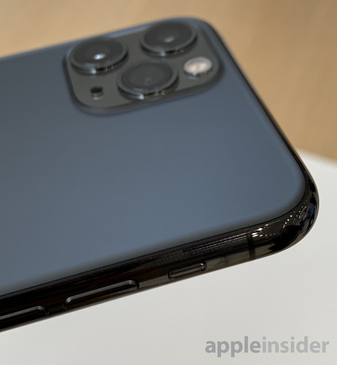 iPhone 11 Pro Max in black