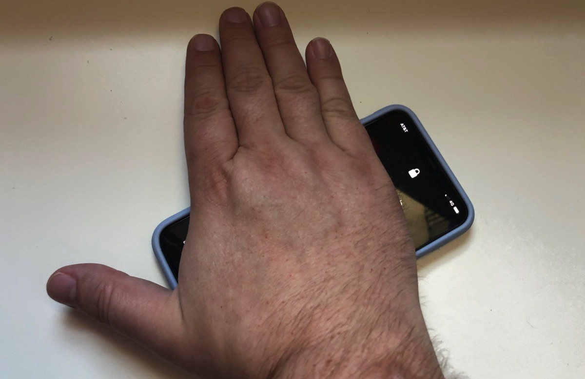 Apple working on biometric identification beyond Touch ID and Face ID