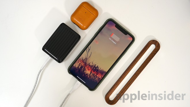 SuperMini can Fast Charge an iPhone