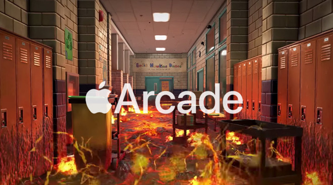 Apple Arcade coming this fall