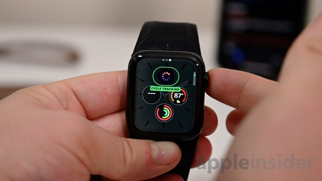 Cycle and Noise are two new complications in watchOS 6