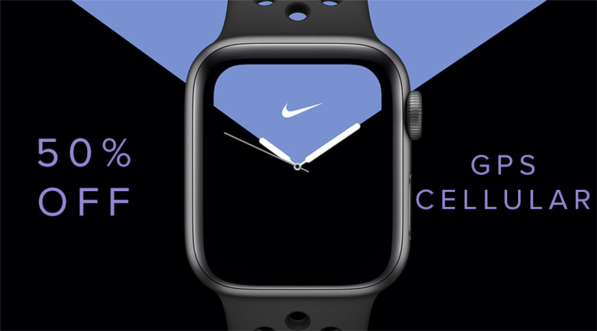 Apple Watch 5 deals