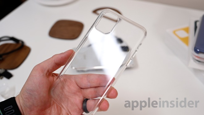 Apple's clear case comes to the iPhone 11 Pro and iPhone 11 Pro Max
