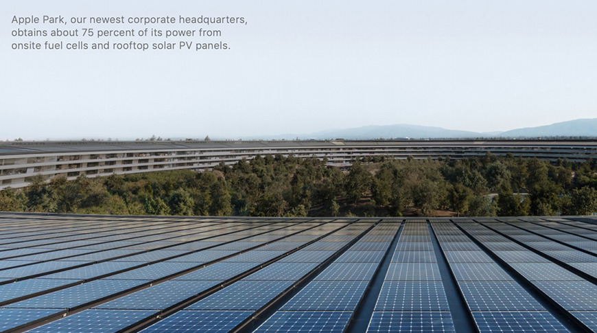 Image Source: Apple Environmental Responsibility Report 2019