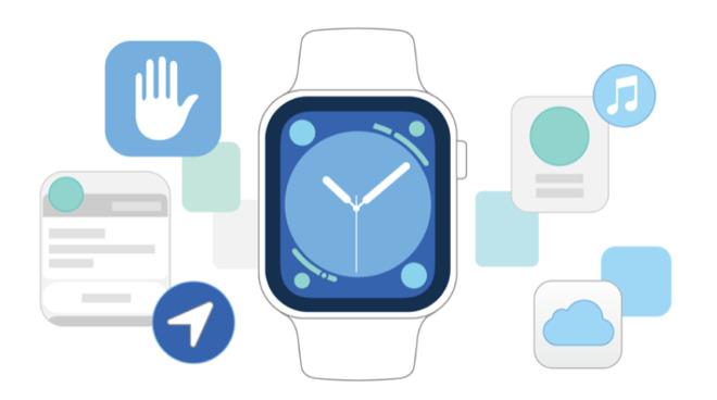 Detail from Apple Watch developer documentation
