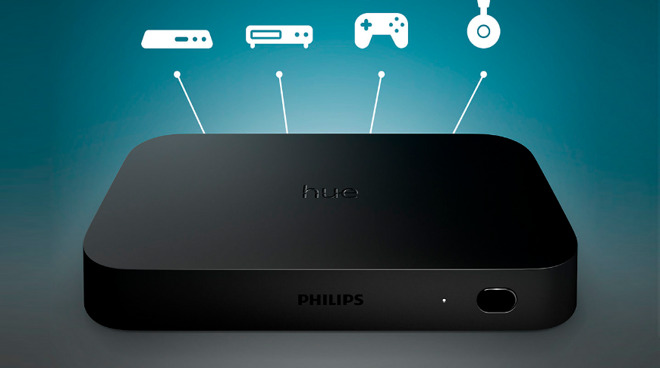 Hue Play HDMI Sync Box
