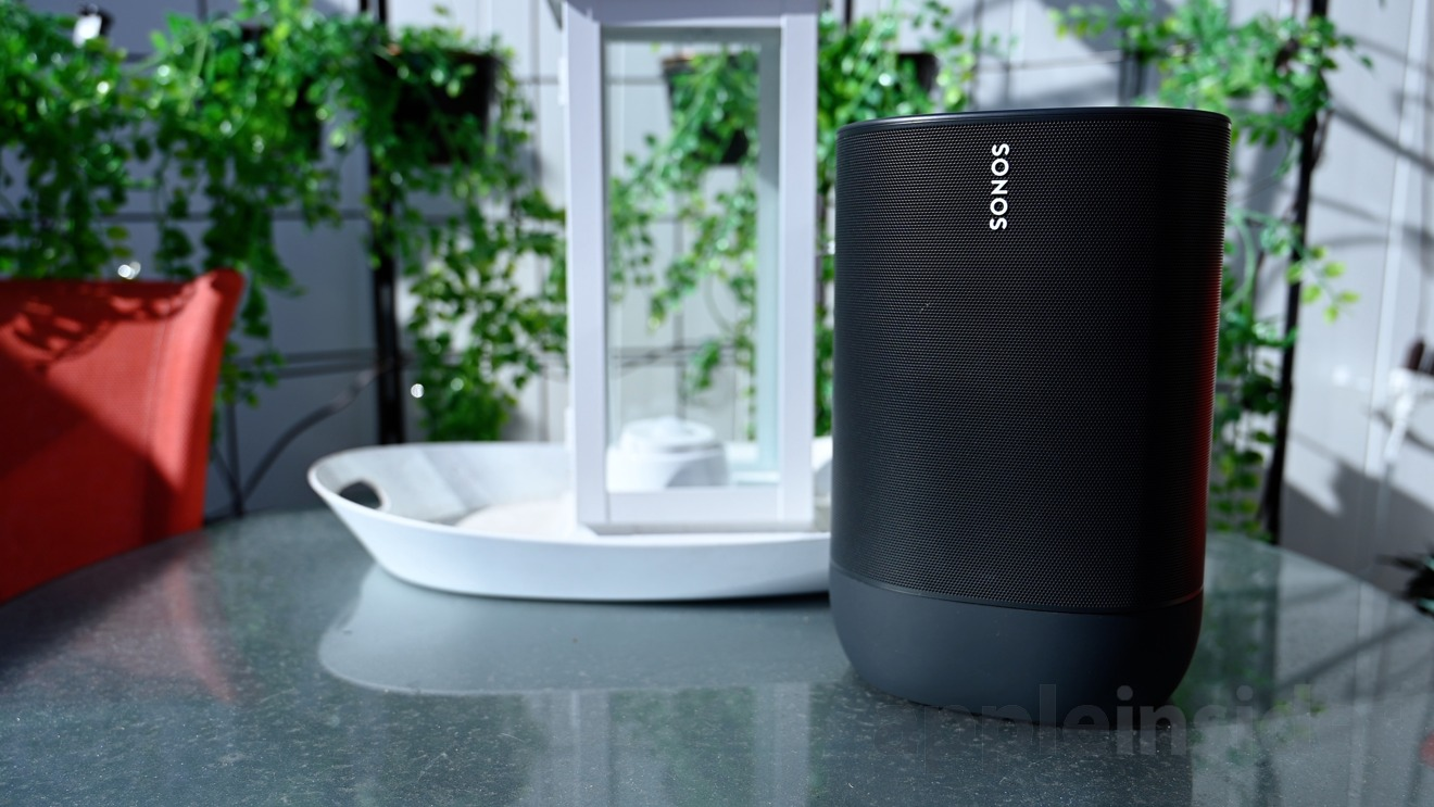 Review: Sonos Move is the do-it-all AirPlay 2 speaker you've been looking for