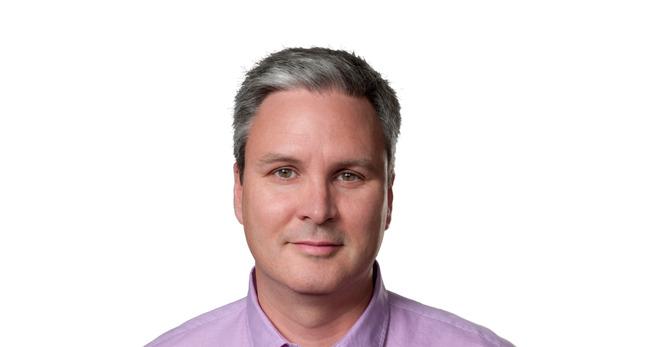 Apple's Steve Dowling